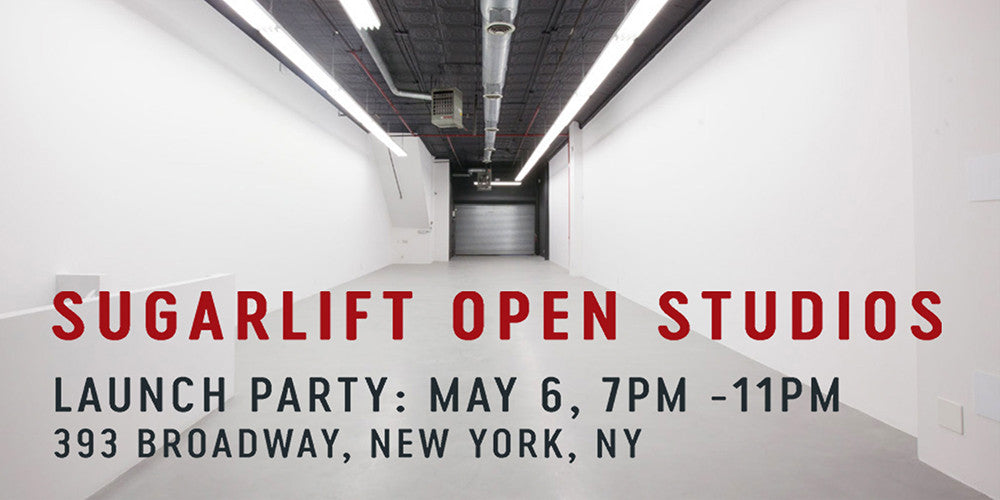 Events: Sugarlift Open Studios Launch Party