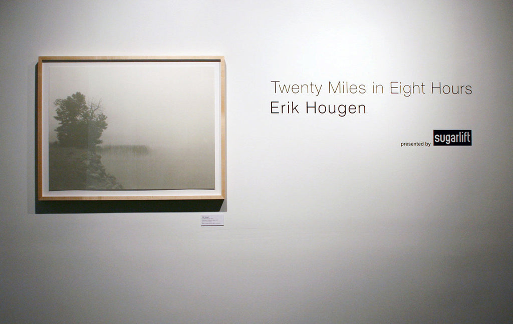 "Erik Hougen's ""Twenty Miles in Eight Hours"""