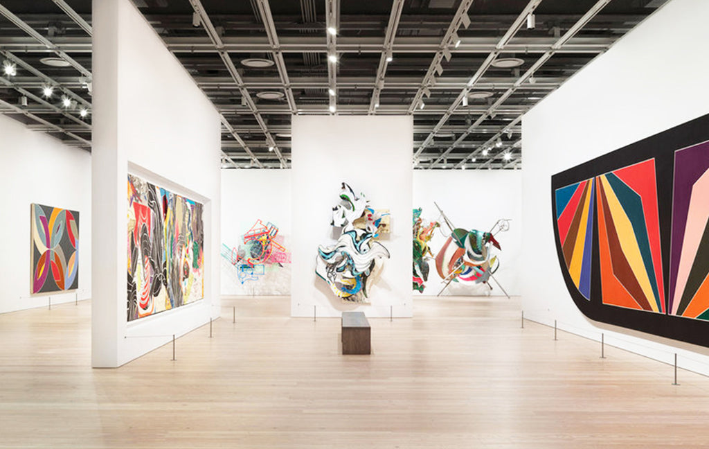 Your Art Weekend: Frank Stella at the Whitney