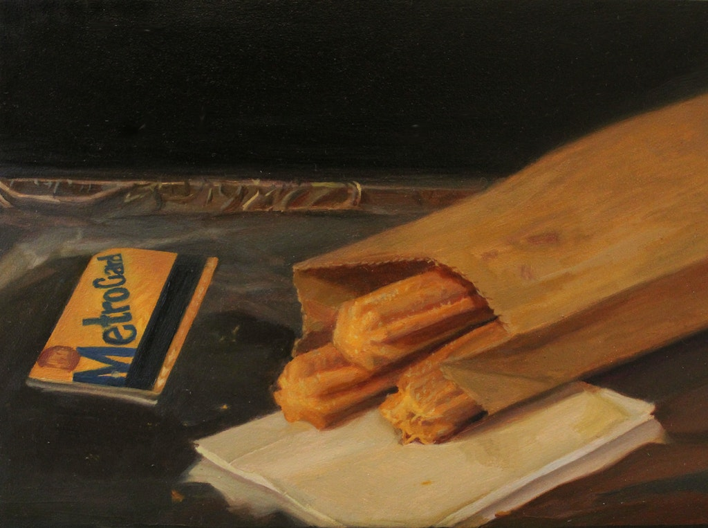 audrey rodriguez  sugarlift still life painting