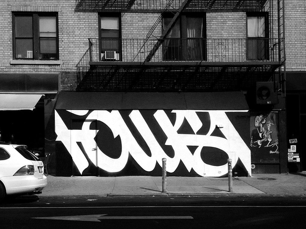 Faust New York, Street Art, Sugarlift