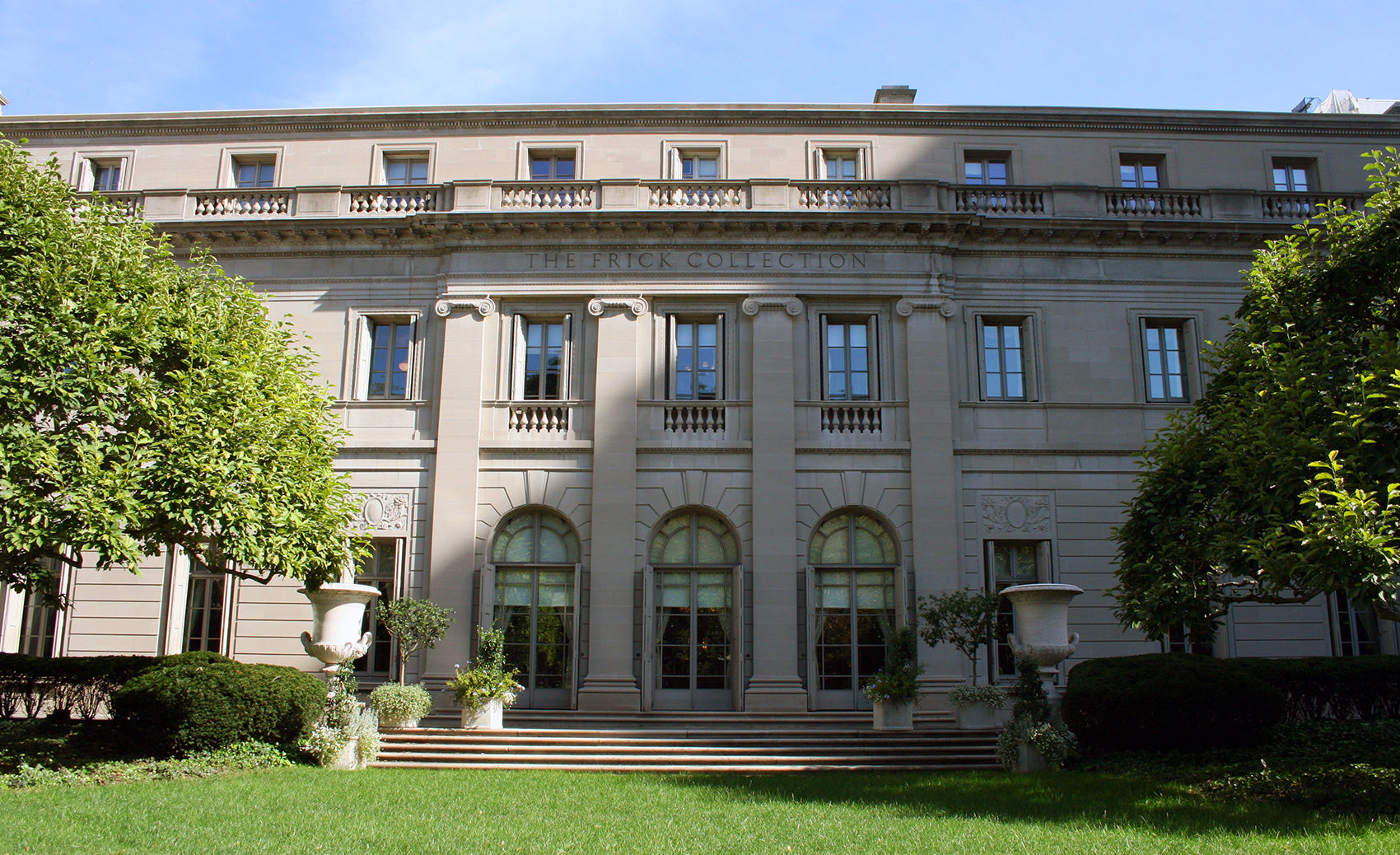 Frick Collection building exterior