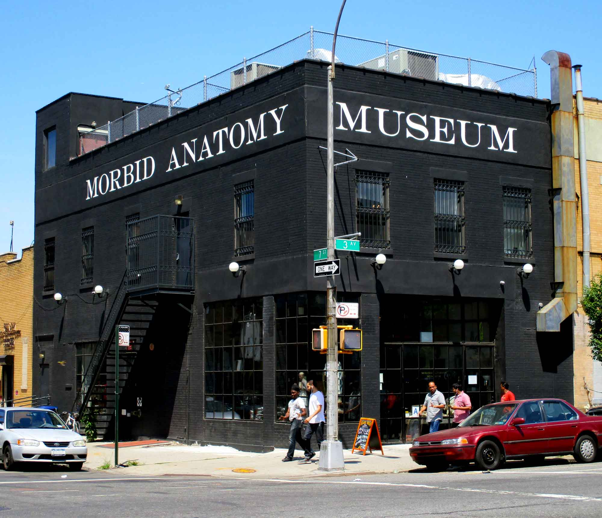 Your Art Weekend: Morbid Anatomy Museum – Sugarlift