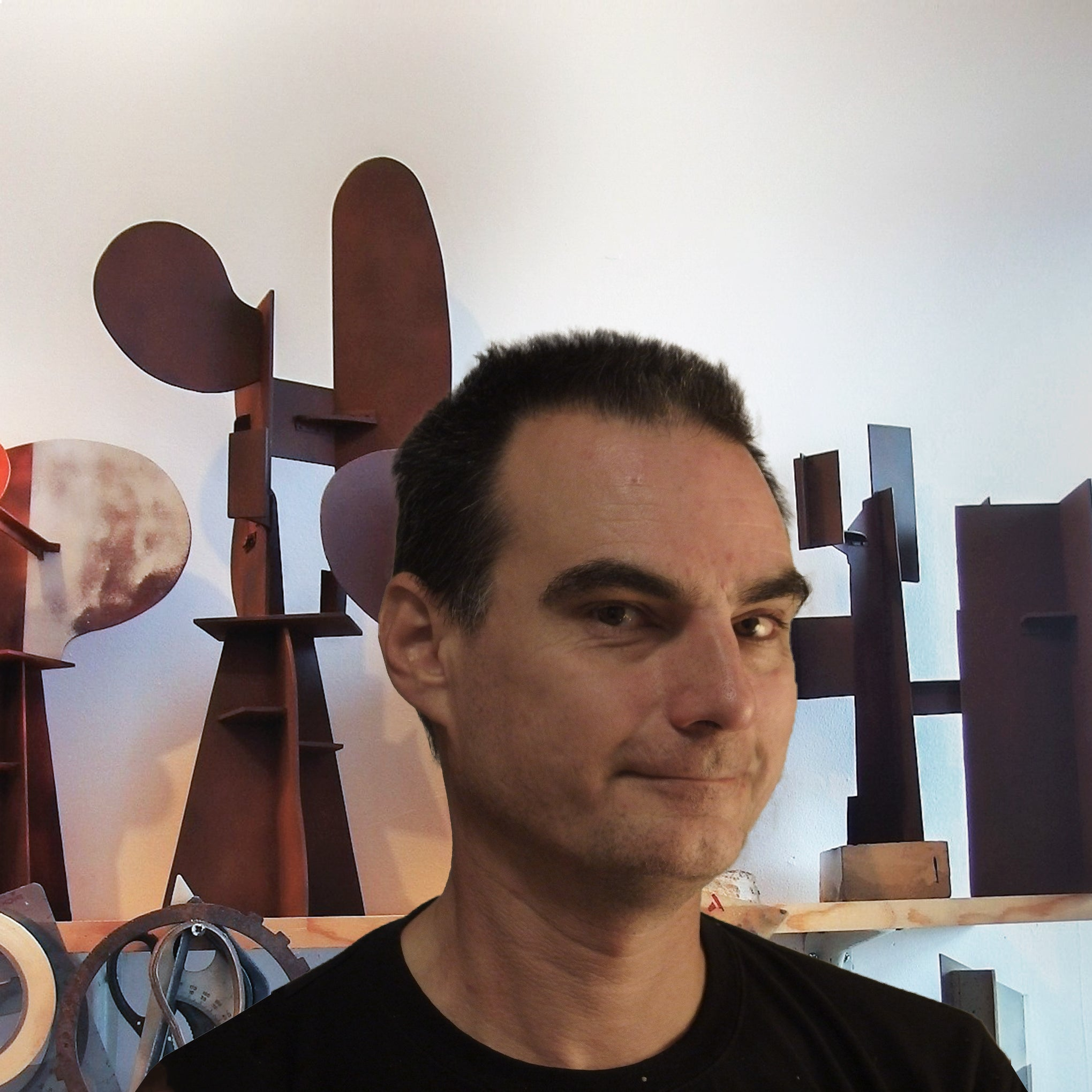 Peter Stankiewicz Sculptor Sugarlift Interview with Artist