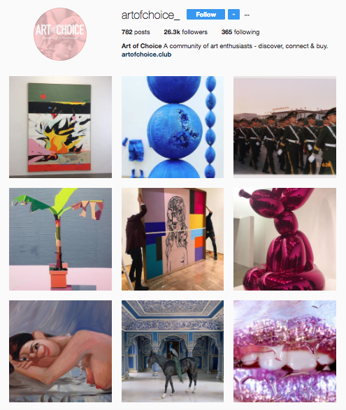 artofchoice_, art, art fair, frieze, events, koons, george condo