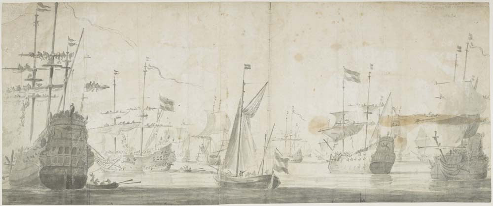 Sugarlift_History-of-Sketchbooks_Willem-van-de-velde-the-elder