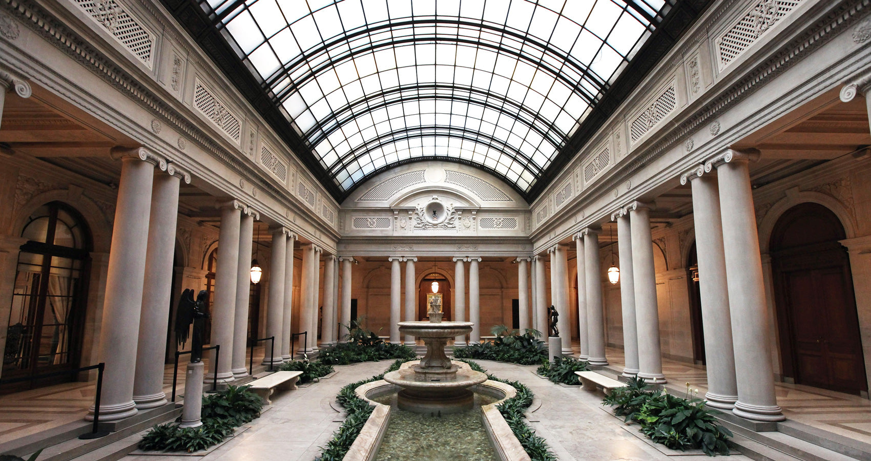 Frick Collection interior
