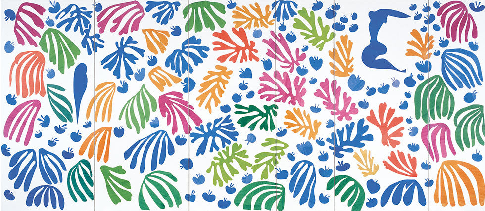 Brief History of Collage Matisse