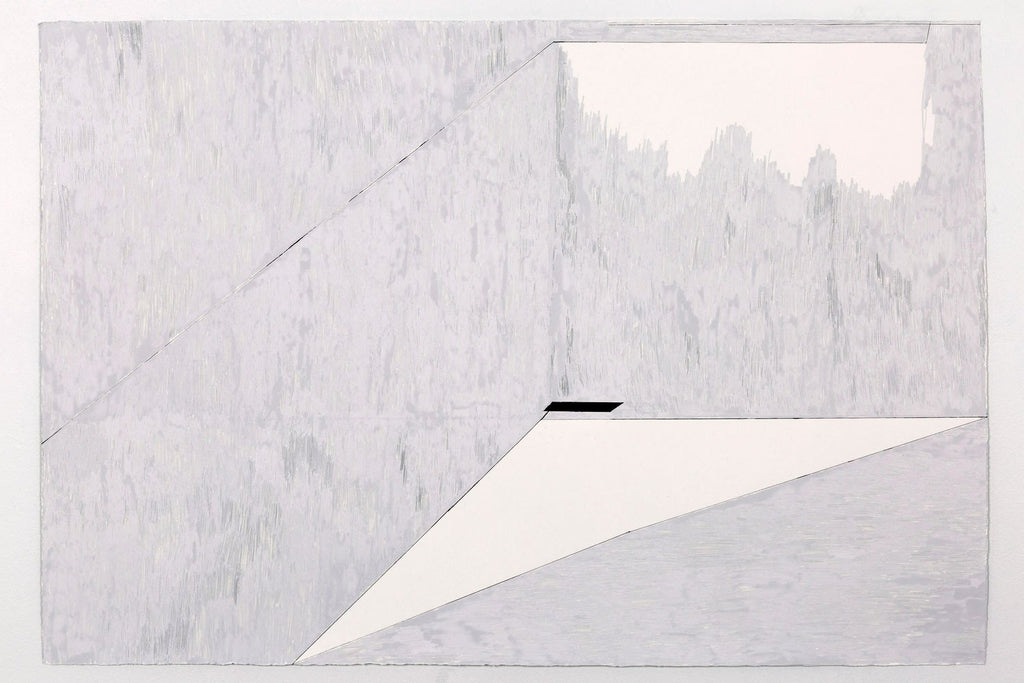 Untitled (Whiteout Series)