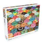 Difficult Donuts - 1000 Piece Jigsaw Puzzle - SHIPS NOW