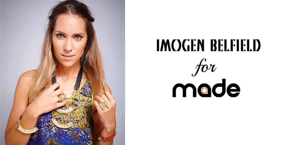 IMOGEN BELFIELD FOR MADE
