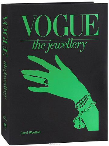 "Imogen Belfield in ""VOGUE The Jewellery"" Book"