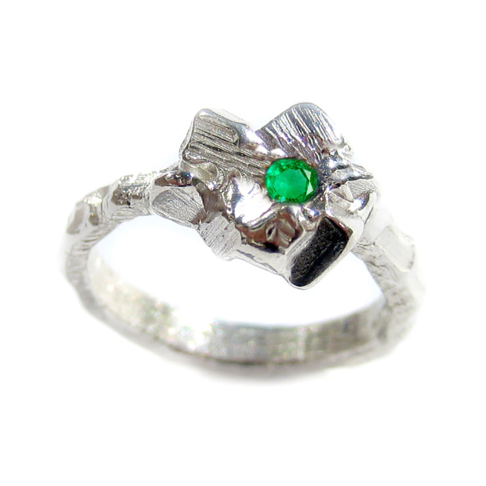 Rock Candy Green Ring