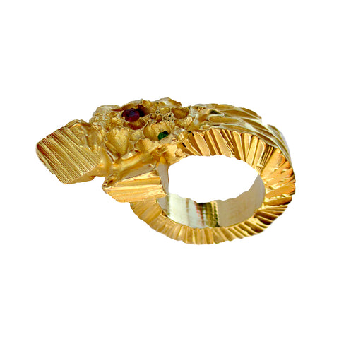 Nugget Candy III Ring