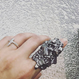 Ferero Knuckle Ring
