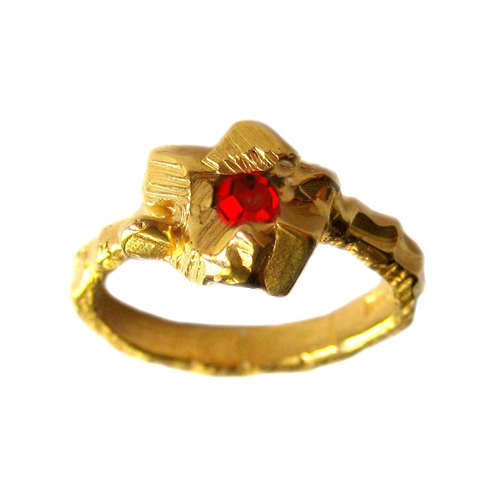 Rock Candy Red Ring