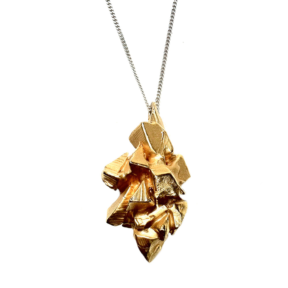Rock Clusters Necklace
