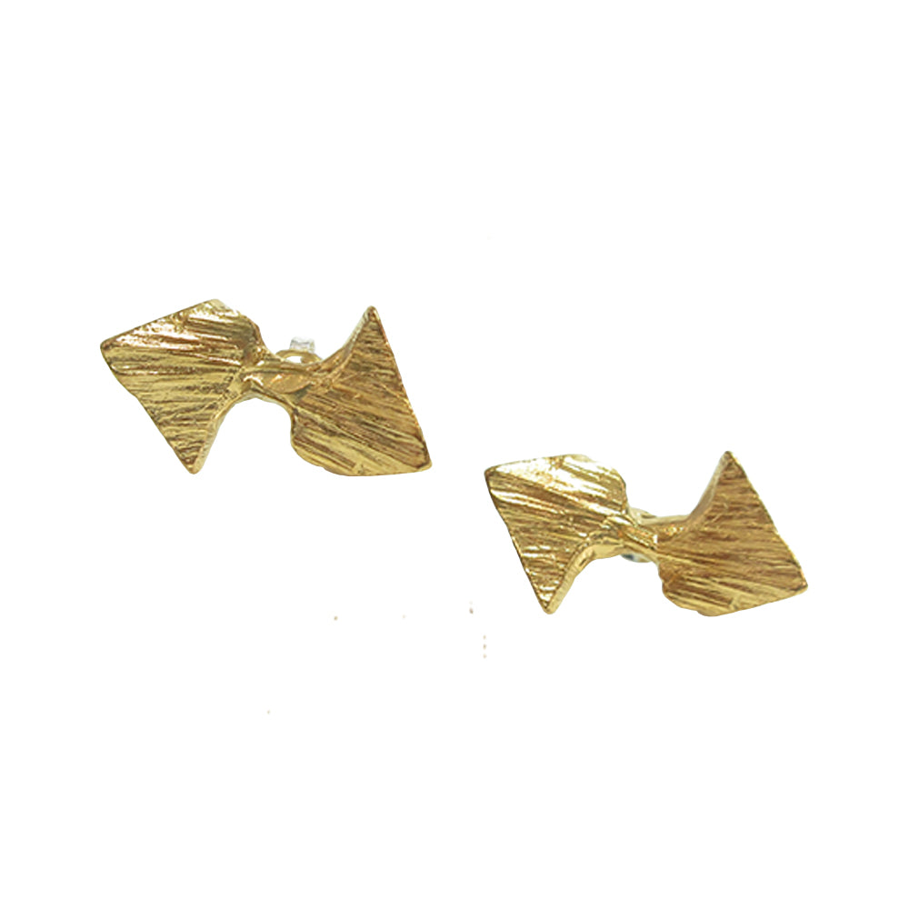 Reflecting Double Stega Earrings