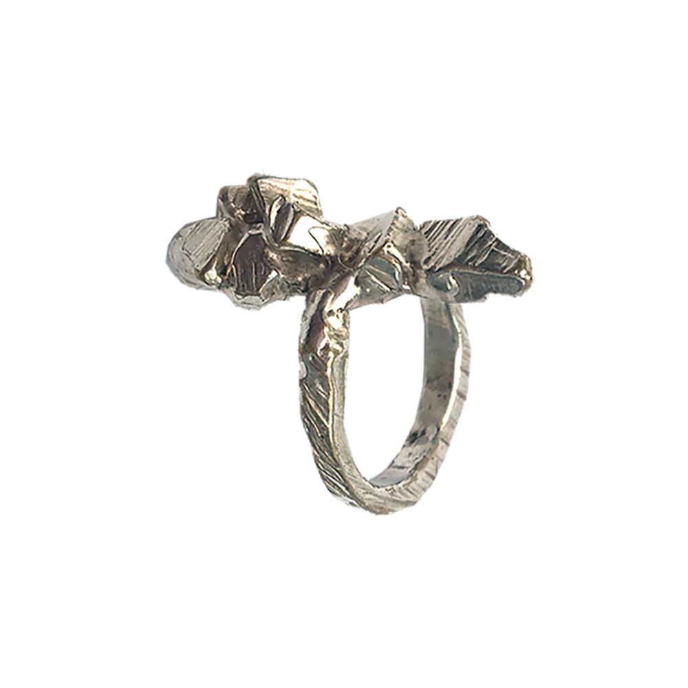 Waterfall Rocks Ring