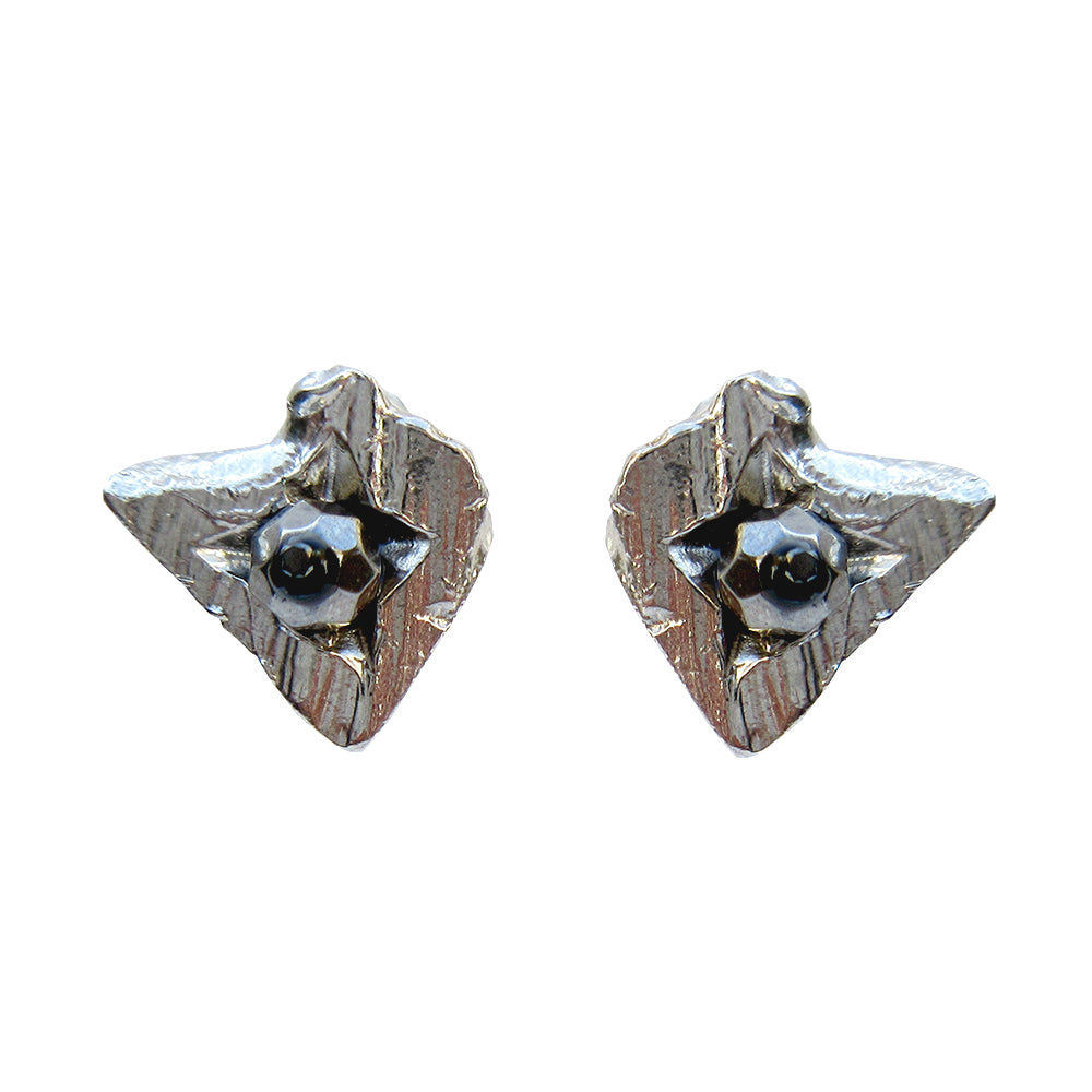 Star Stega Diamond Earrings