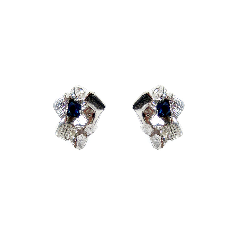 Rock Candy Sapphire Earrings