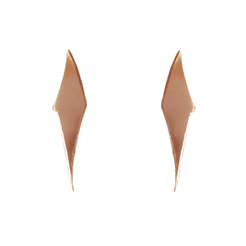 Smooth Shard Earrings