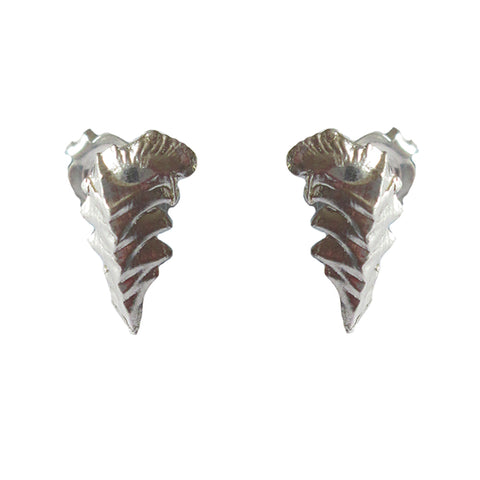 Mini Cycad Dagger Earrings