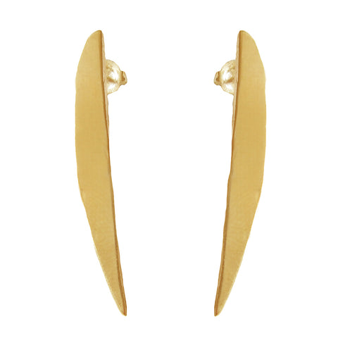 Smooth Dagger Earrings