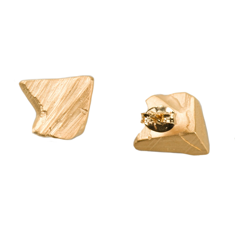 Stega Stud Earrings
