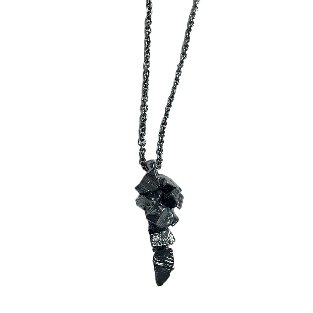 Waterfall Rocks Necklace