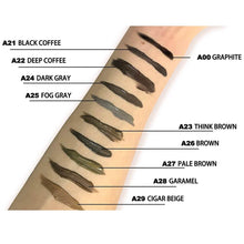 Load image into Gallery viewer, AIMOOSI Top Concentrated  Eyebrow Micro-pigment for Permanent makeup tattoo Eyebrow Microblading pigment Combination tattoo ink