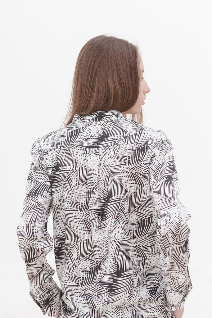 Easy Palm Long Sleeve Shirt