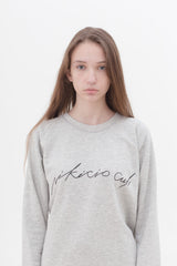 Exaggerated Cult Sweater