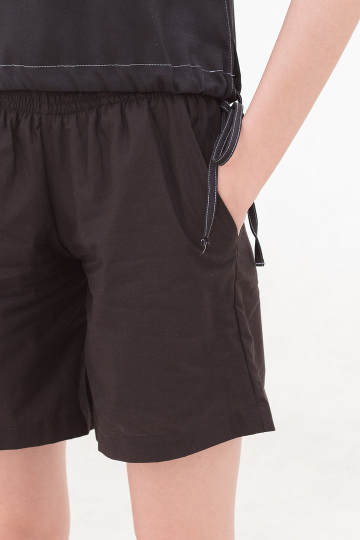 Black Portraiture Shorts