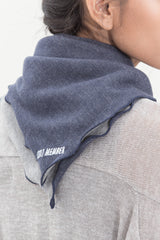 Denim Blue Cult Mini Scarf