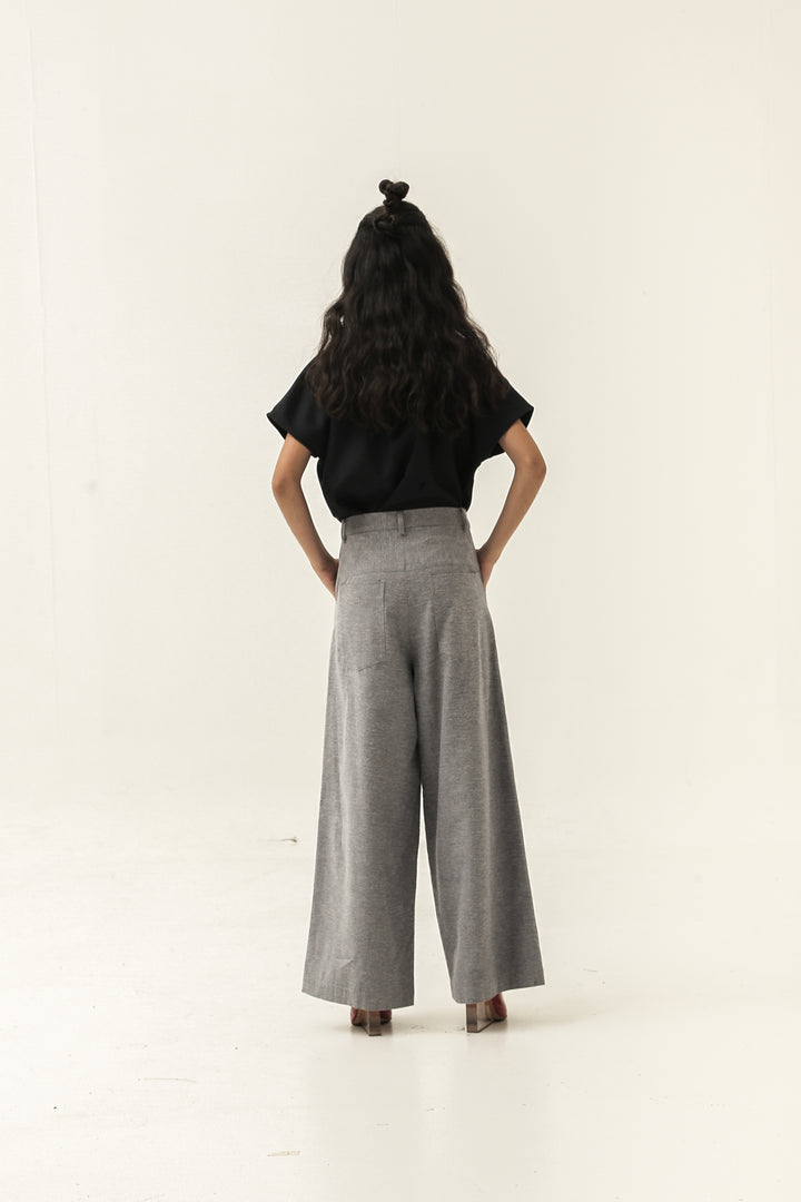 Kupnat Pants in Washed Blue