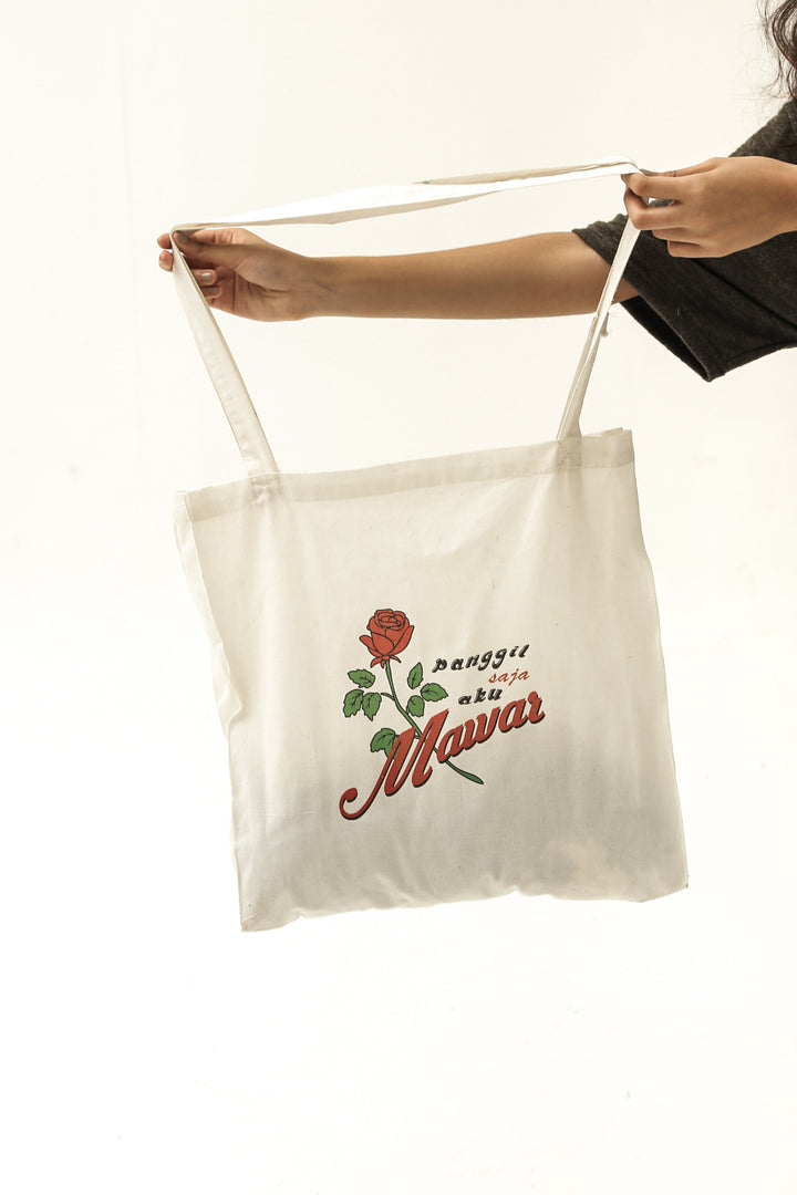 Mawar Everyday Tote Bag