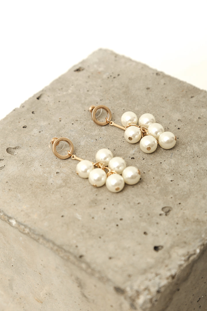 Berumpun Pearl Earrings