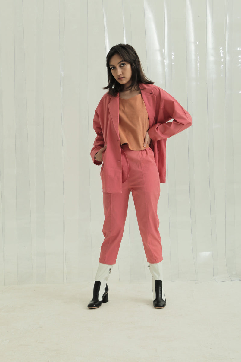 Web Exclusive — Seluar Crop Pants