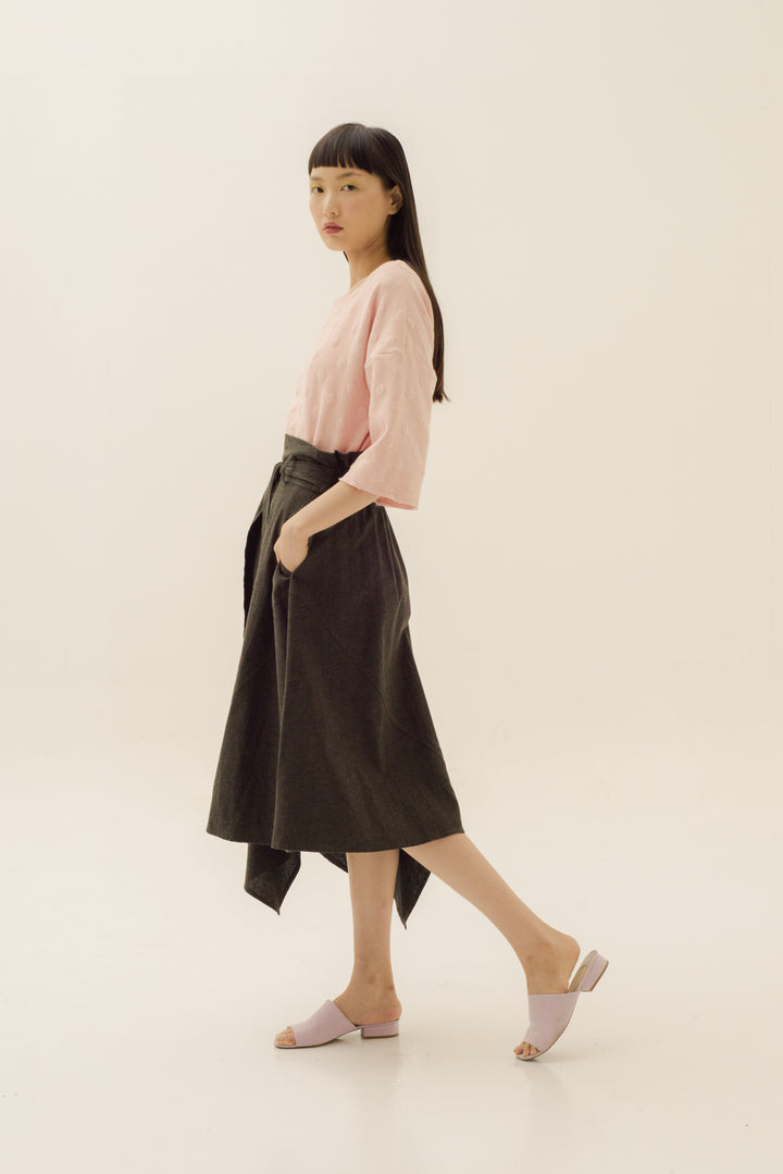 Suasana Catalyst Skirt in Grey