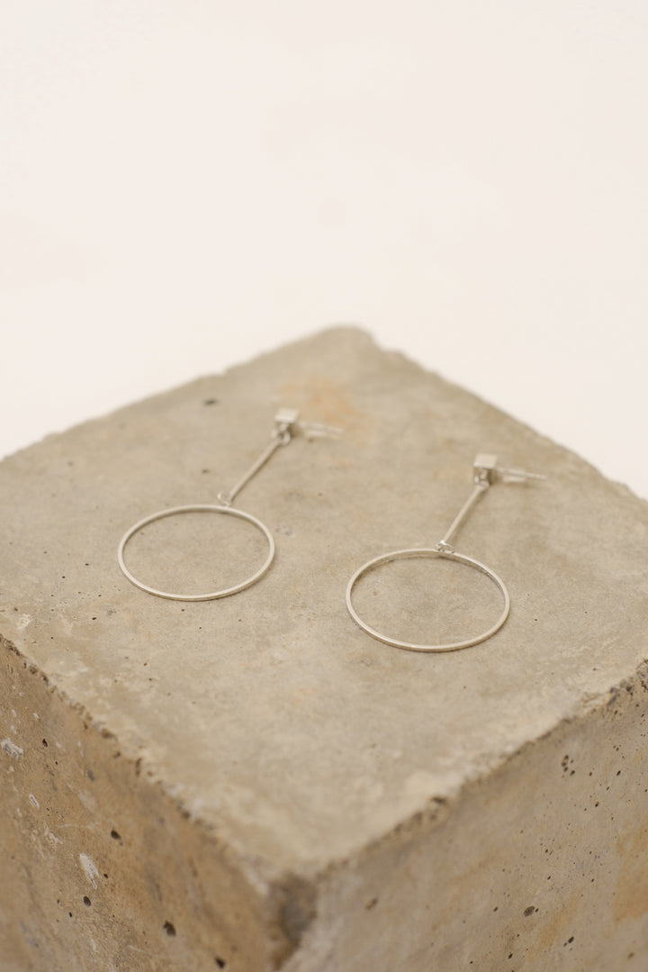 Himpun Silver Earrings