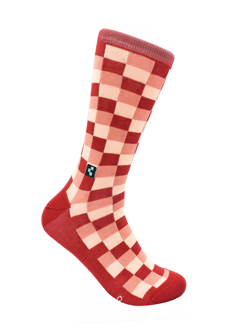 CheckerBox Socks - Mosholu