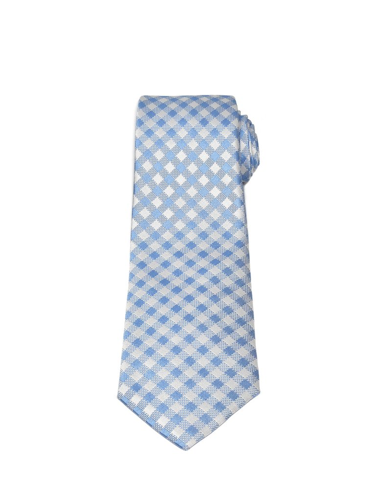 CheckerBox Six-Fold Ties - The Globe
