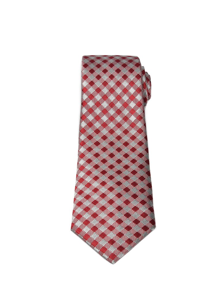 CheckerBox Silk-Fold Ties - The Republic