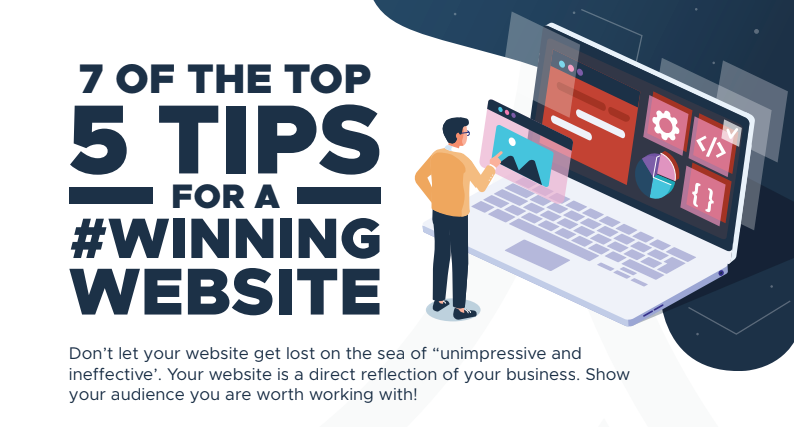 7 Tips for a Great Website