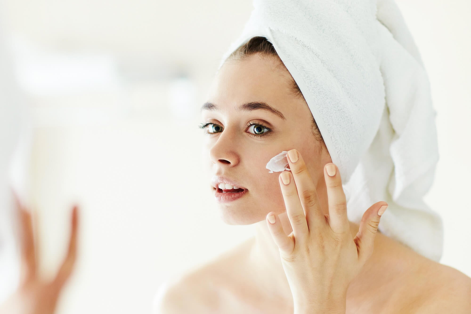summer skin care for combination skin