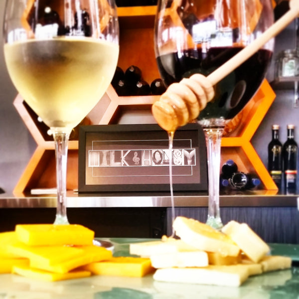 Wine, Cheese & Honey Tuesday July 28th 6-9p