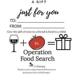 Give Back Voucher - Operation Food Search