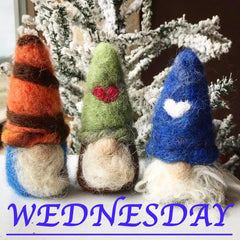 Gnome DIY Wednesday, November 13, 2019 6-9PM