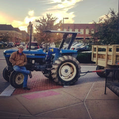 Hay Rides & Hot Chocolate Ticket! Thursday Nov. 15th 2018 6-9p